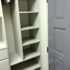 Traditional Closet by DebCanDesign for Closets By Design: NOVA, DC, MD