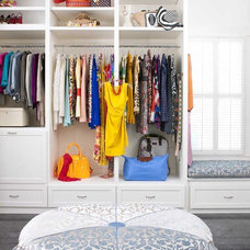 contemporary closet by Astleford Interiors, Inc.