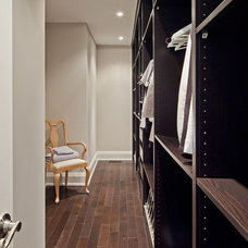 Contemporary Closet by Peter A. Sellar - Architectural Photographer