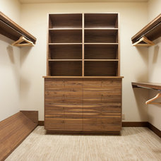 Tropical Closet by Norelco Cabinets Ltd