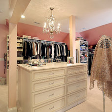 Traditional Closet by Birchwood Builders LLC