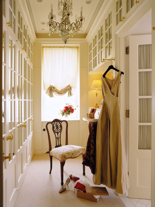 Shabby Chic Style Closet Design Ideas Remodels Photos