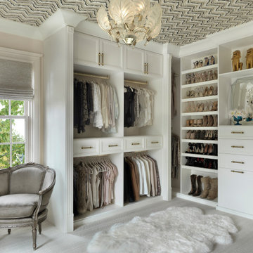 Her Dressing Room