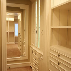 Traditional Closet by Greenway Renovations and Custom Homes