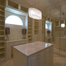 Traditional Closet by Ultimate Storage Systems