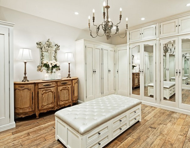 Traditional Closet by Palm Design Group