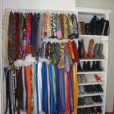 Traditional Closet by Oklahoma Closets & More