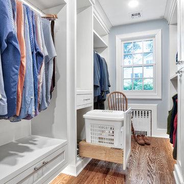 Hidden Hamper - Closet Storage