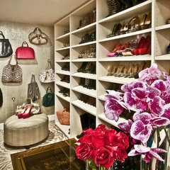 eclectic closet by Sue Firestone