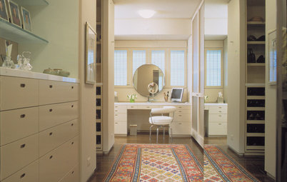 Dressing Rooms:  Get Ready in Style