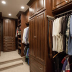 Hill Country Custom Home - Traditional - Closet - Austin ...