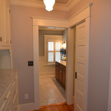 Traditional Closet by Roloff Construction, Inc