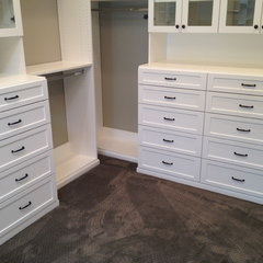 traditional closet by House of Closets, Inc.