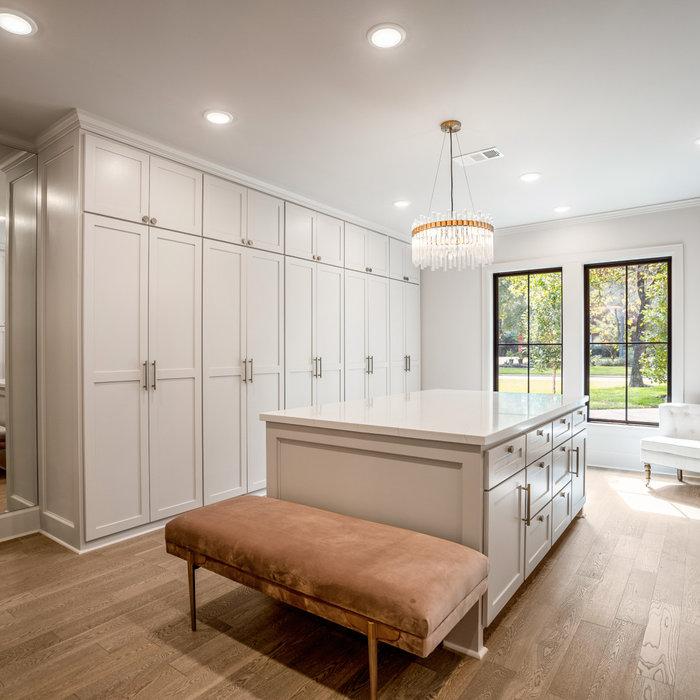 Hollymead Residence Renovation