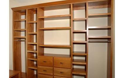 Closet by Hollywoodwoodshop