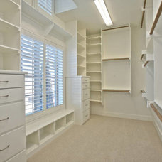 Traditional Closet by Atwood Custom Homes