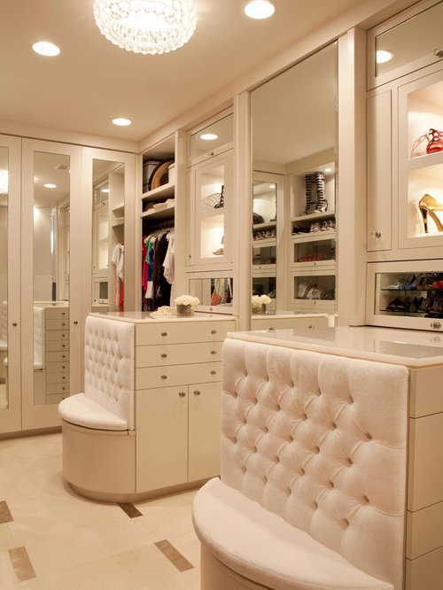 Huge Walk In Closets Houzz