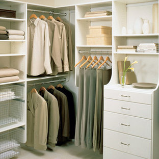 Ideas for bedroom closets