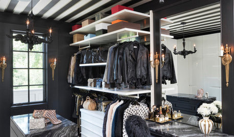 Closets On Houzz: Tips From The Experts