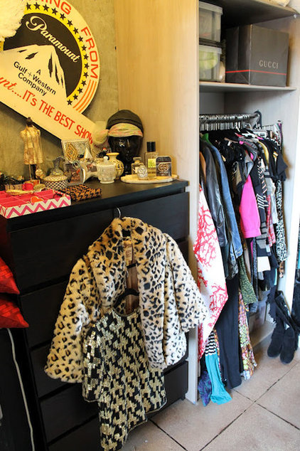 Eclectic Closet by Madison Modern Home