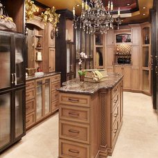 Traditional Closet by DeWils Custom Cabinetry