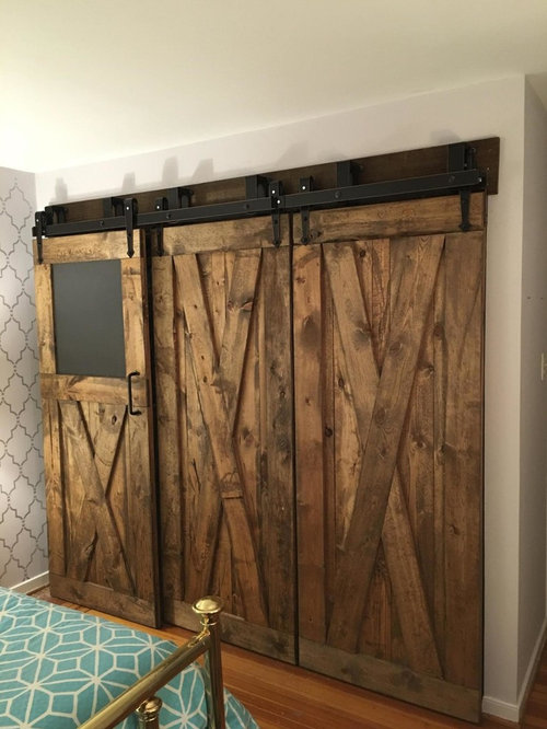 Decorating Bypass Barn Doors Inspiring Photos Gallery Of Doors And Windows Decorating