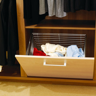 Interior Organization/Storage - Reach-In Closets