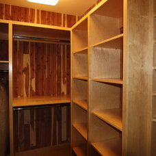 Traditional Closet by Stohlman & Kilner Remodeling Contractors