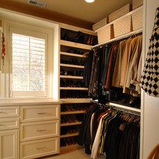 Eclectic Closet by Stuart Arc