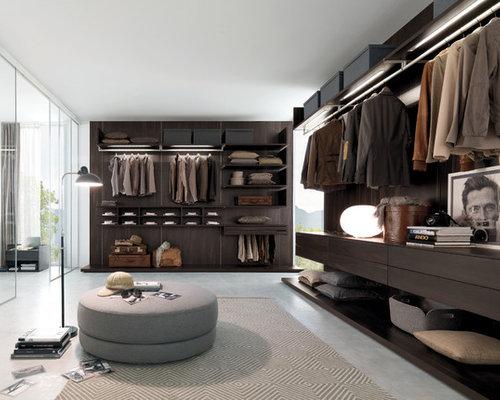 ideas para armarios y vestidores modernos en miami