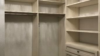 Jackson, TN  Walk-in Closet