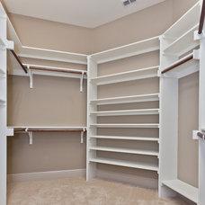 Traditional Closet by Designer