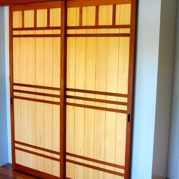Japanese Amado door