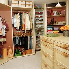 Lazy Susan Closet | Houzz