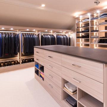 K.C. Showcase Closet