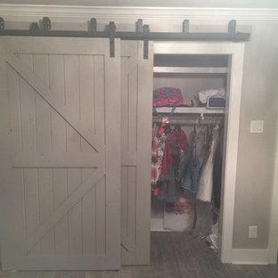 K-Style Barn Door (Bypass Track)
