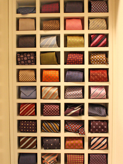 Tie Organizer Ideas, Pictures, Remodel and Decor