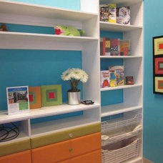 Eclectic Closet by Tailored Living feat PremierGarage of Northern VA