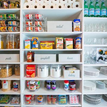 Kitchen Storage Simplified