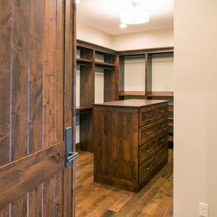 Knotty Alder Cabinetry