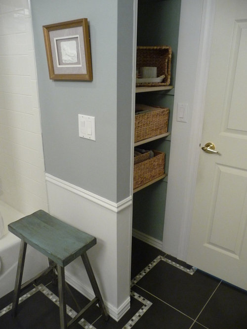 Best Open Linen Closet Design Ideas & Remodel Pictures | Houzz