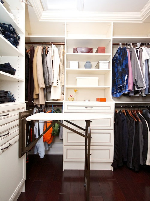 Closet Ironing Board Home Design Ideas Pictures Remodel