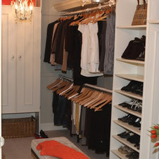Traditional Closet by Lark Interior Design