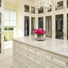 Traditional Closet by Institute of Classical Architecture & Art - Texas