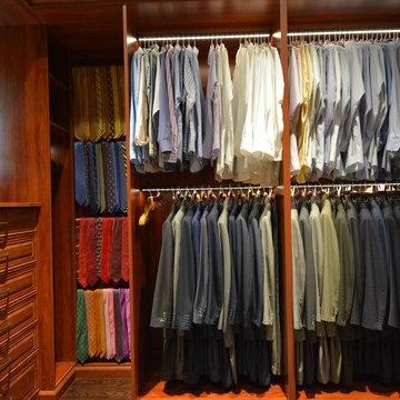 Laura B's Closet Project
