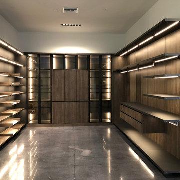 LED Lighted Closet_ Salt Intl.