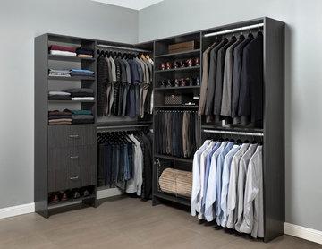 Licorice Corner Closet