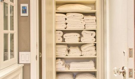 Smart förvaring av sängkläder och handdukar – 12 toppentips!