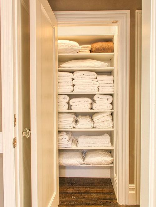 Linen Closet Ideas | Houzz