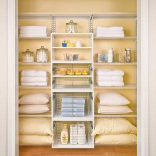 Linen Closet Organization | Houzz